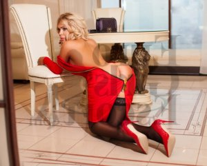 Anna-rose escort girl